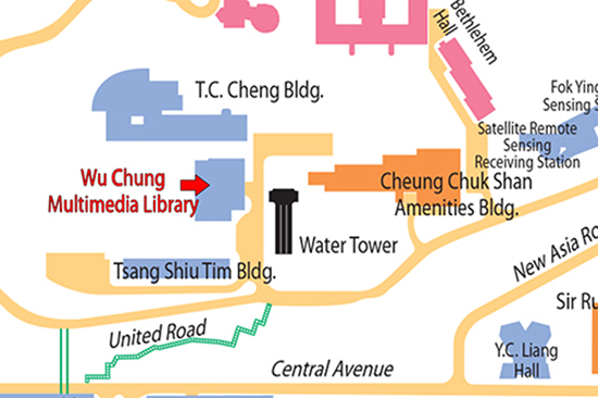 cuhk library thesis
