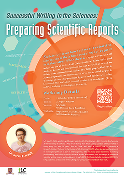 Successful Writing in the Sciences: Preparing Scientific Reports