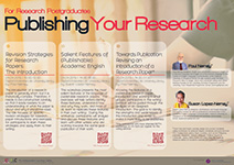 Publishing Your Research Series