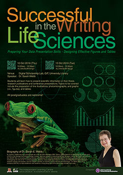 Successful Writing in the Life Sciences: Preparing Your Data Presentation Skills - Designing Effective Figures and Tables